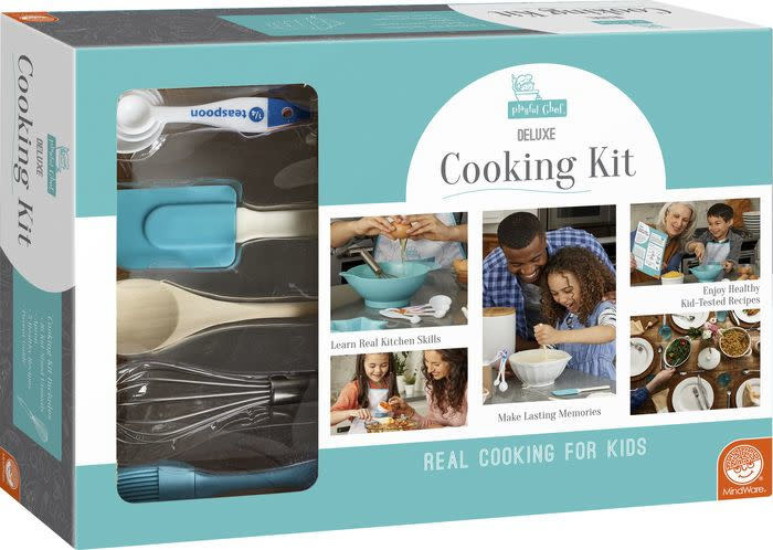 Playful Chef Cooking Kit 4+-2