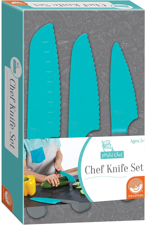 Playful Chef Knife Set-1