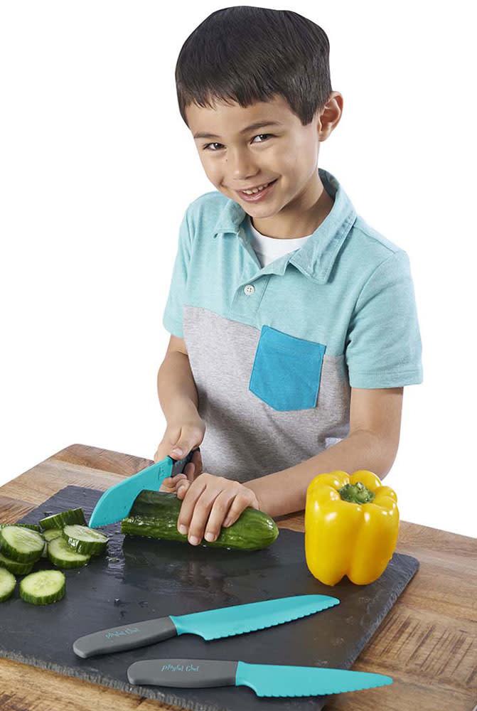 Playful Chef Knife Set-2