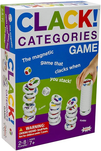 Clack! Categories