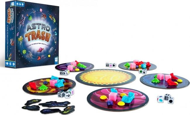 Astro Trash Game-3