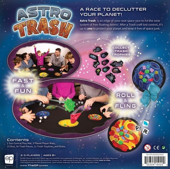 Astro Trash Game-4