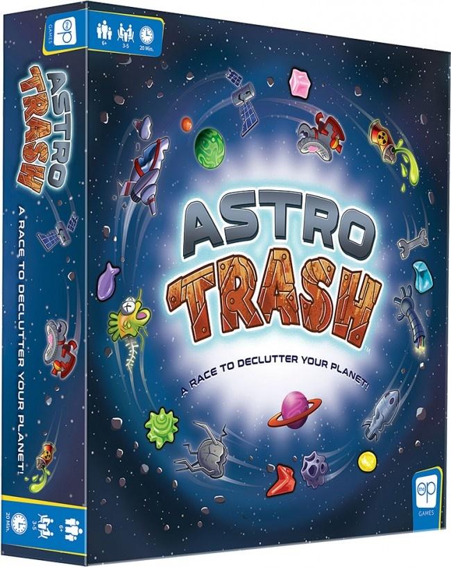 Astro Trash Game-1