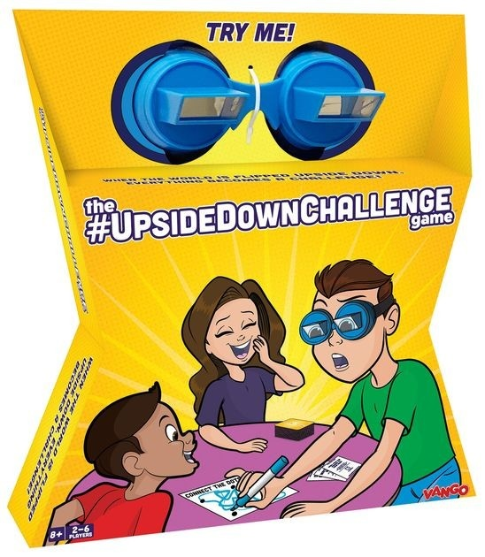 The Upside Down Challenge Game-1