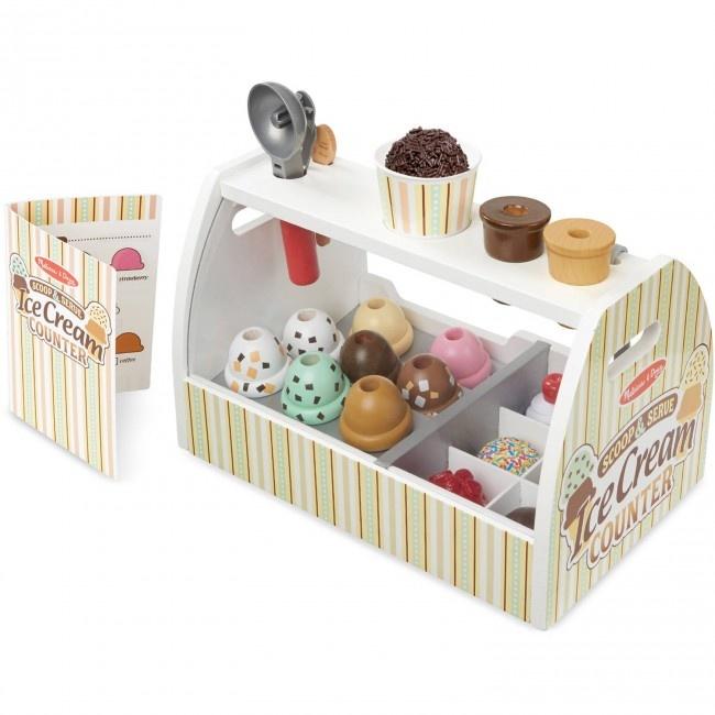 Scoop & Serve Ice Cream Counter-2