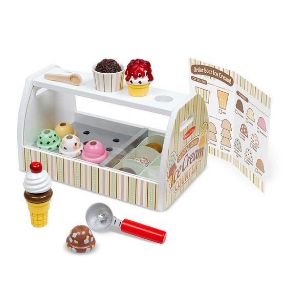 Scoop & Serve Ice Cream Counter-3