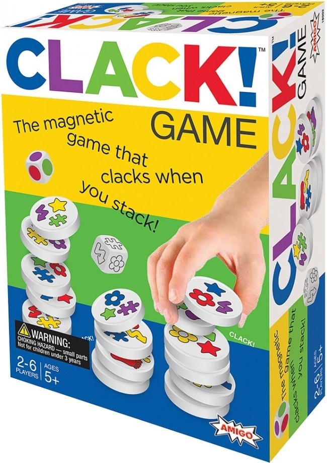 Clack! the Fast Action Game-1