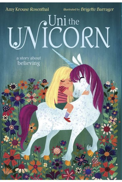 Uni The Unicorn Picture Book