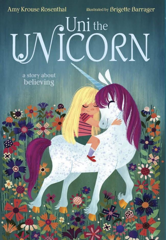 Uni The Unicorn Picture Book-1