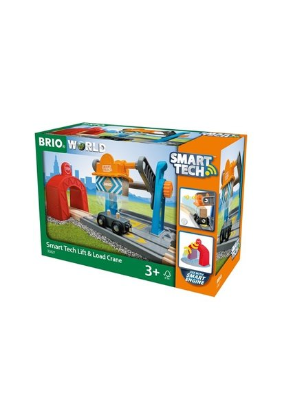 Brio Smart Lift and Load Crane