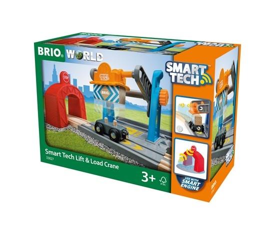 Brio GONE Smart Tech Lift and Load Crane-1