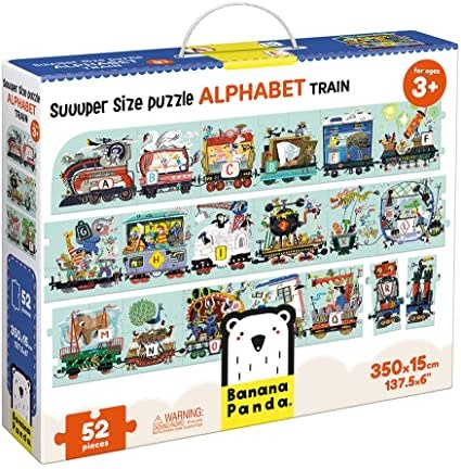 Suuuper Size Alphabet Train-1