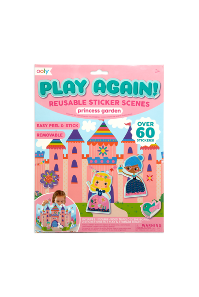 Play Again! Princess Garden