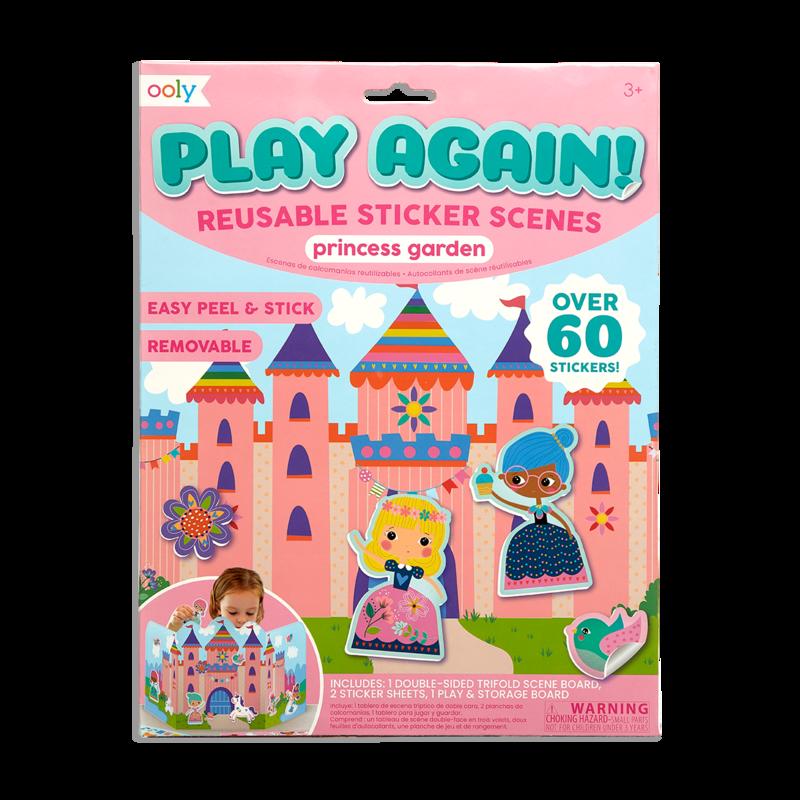 Play Again! Princess Garden-1