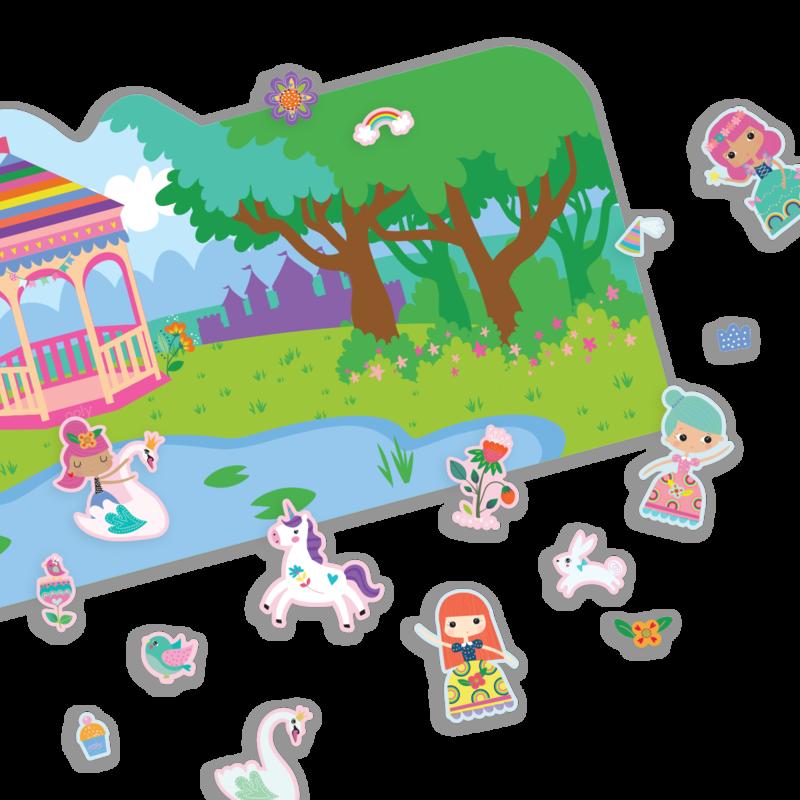 Play Again! Princess Garden-2