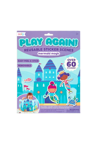 Play Again! Mermaid Magic
