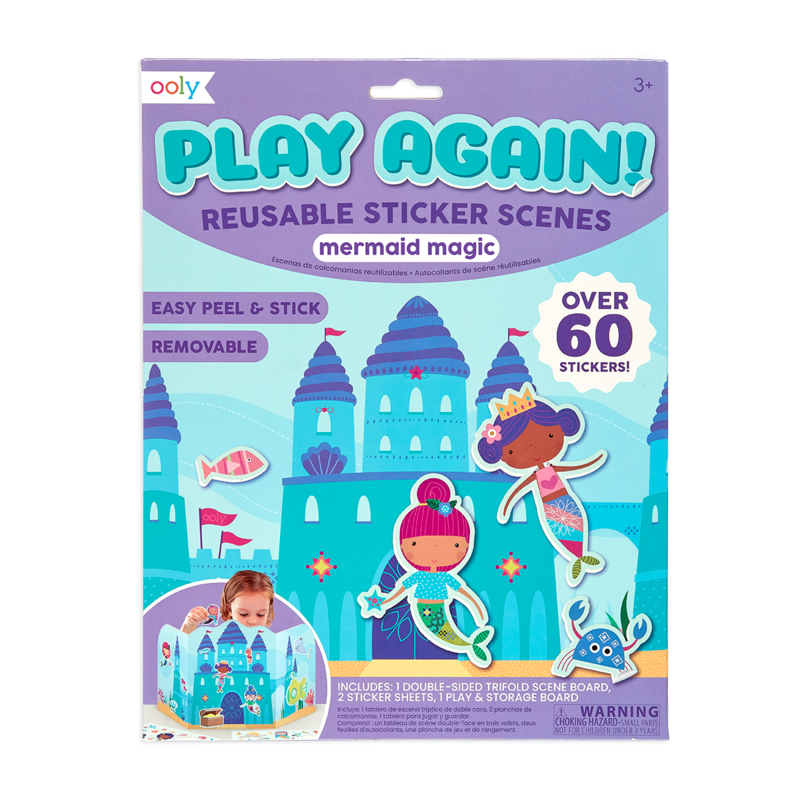 Play Again! Mermaid Magic-1
