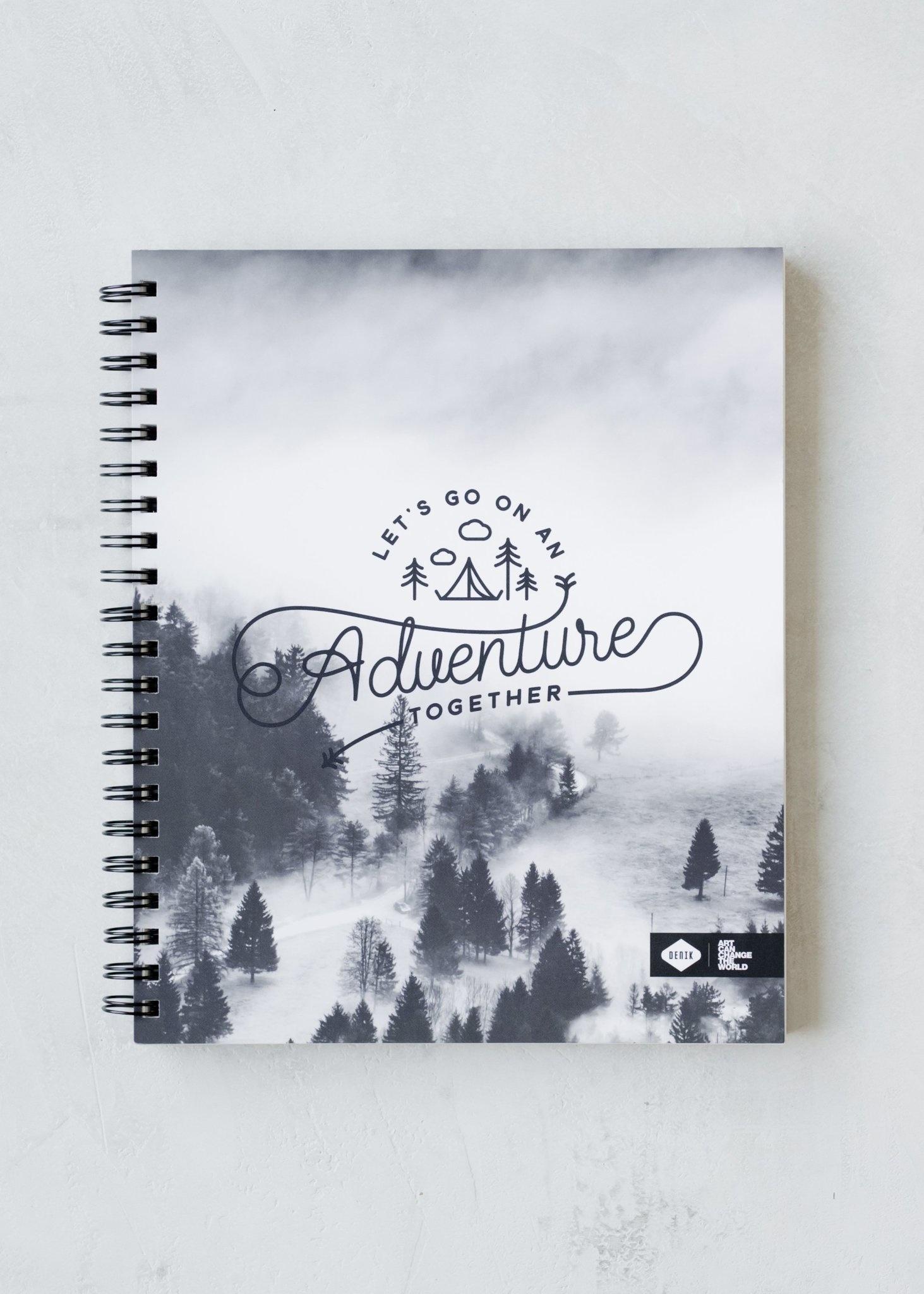 Adventure Sketch Book-1