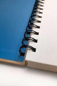DIY Sketchbook White Lg-3