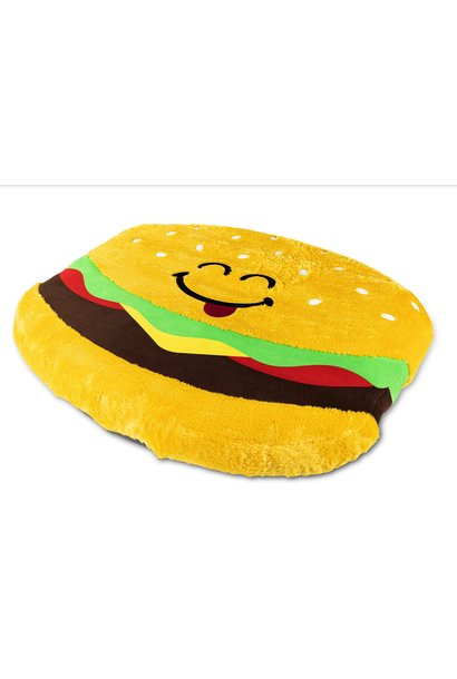 Hamburger Inflatable Floor Floatie
