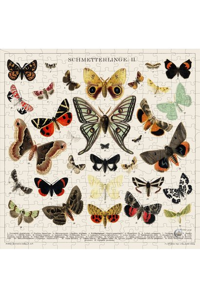 Trove Apothecary Puzzle Butterflies & Moths