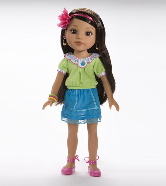 Doll Consuelo Mexico-1