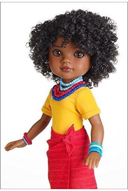 Doll Rahel Ethiopia