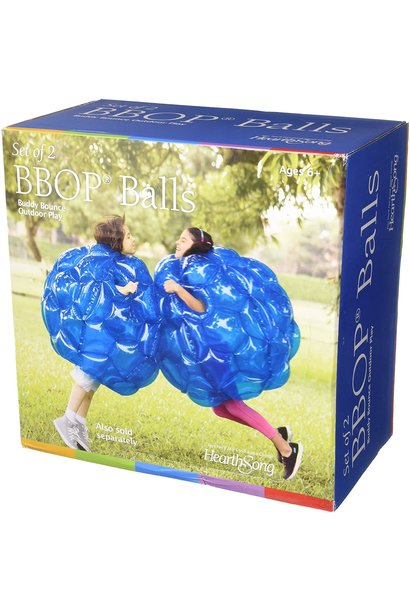 Buddy Bumper Balls Set of 2 Inflatable