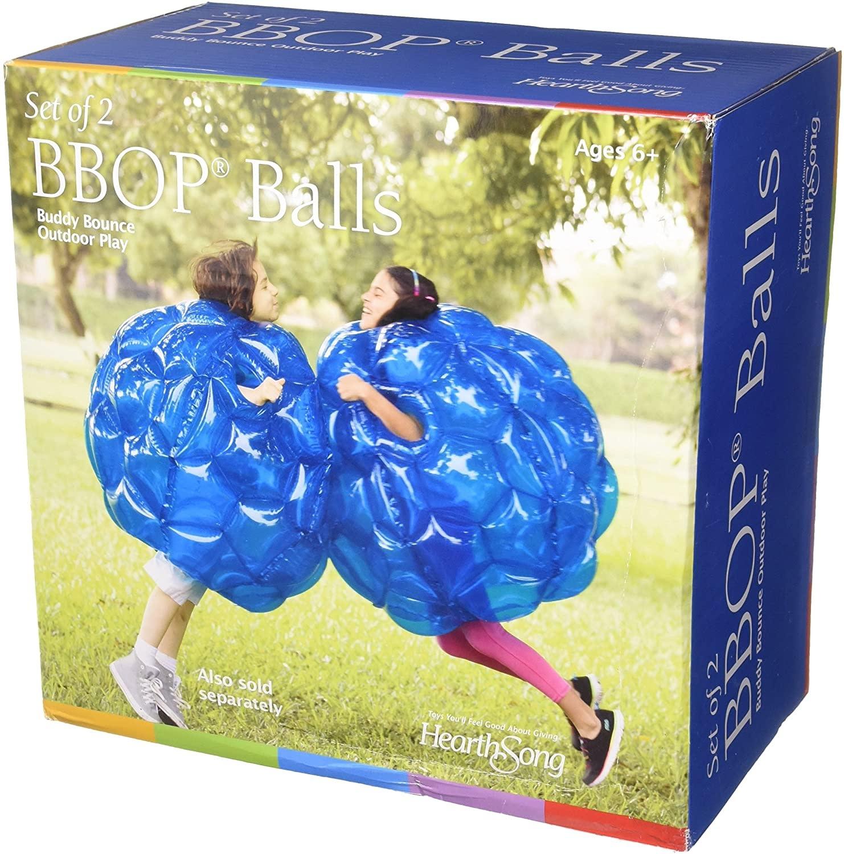Buddy Bumper Balls Set of 2 Inflatable-1