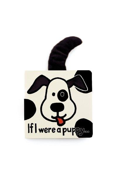 If I Were A Puppy Board Book JellyCat