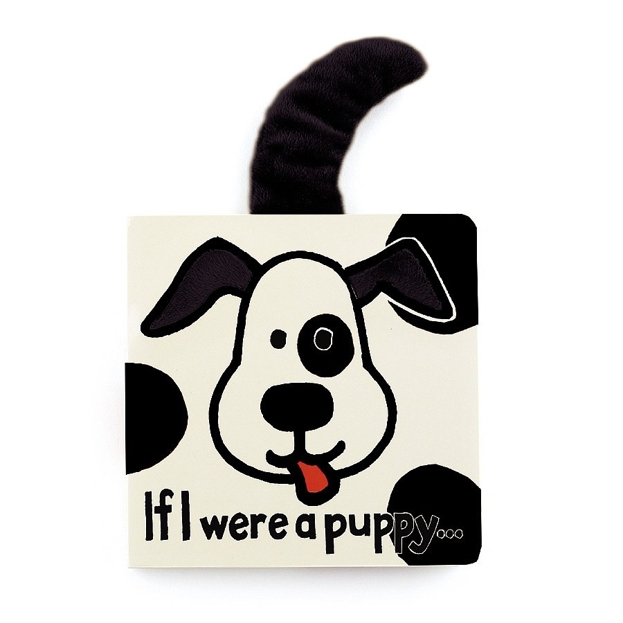 If I Were A Puppy Board Book-1