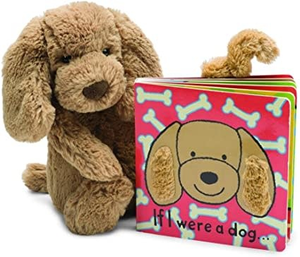 If I Were A Dog Board Book-3