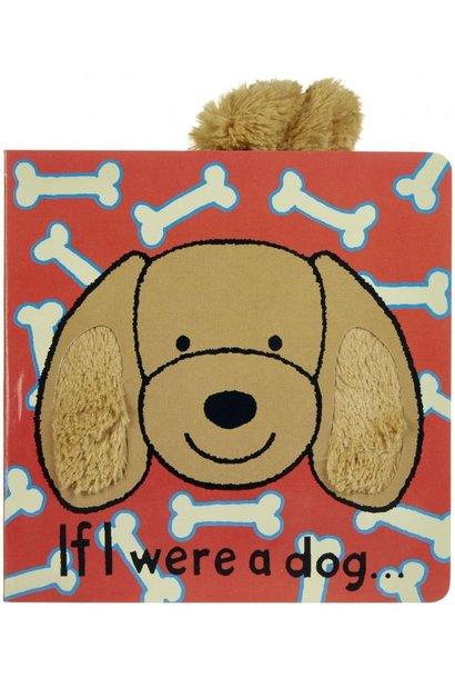If I Were A Dog Board Book JellyCat