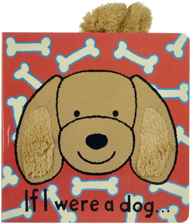 If I Were A Dog Board Book-1