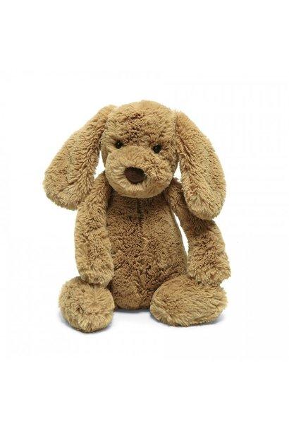 Bashful Toffee Puppy Med JellyCat