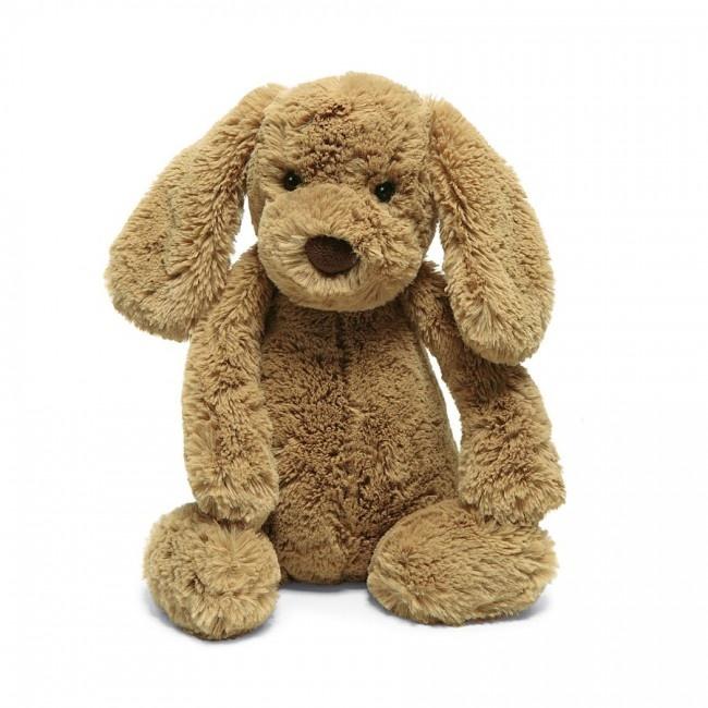 Bashful Toffee Puppy Med-1