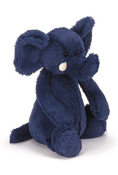 Bashful Blue Elephant Med
