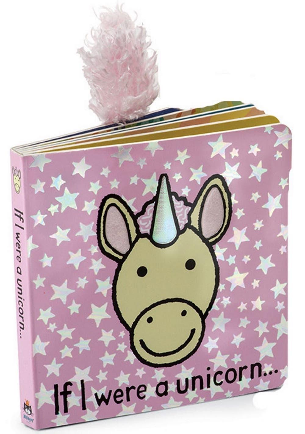 If I Were A Unicorn Board Book-1