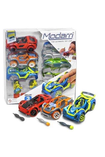 Modarri Delux 3 Car Pack