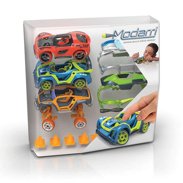 Modarri Delux 3 Car Pack-3