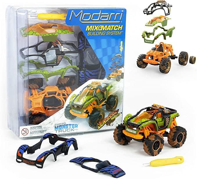 Modarri Monster Truck Jurassic Beasts-1