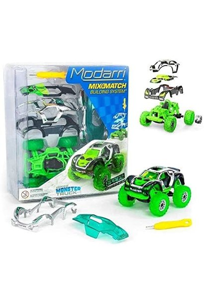 Modarri Monster Truck Space Invaders