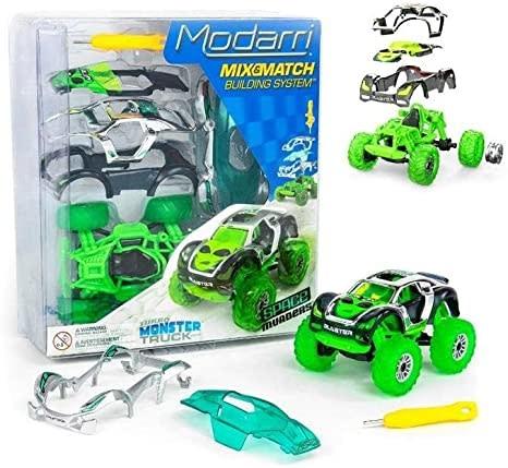 Modarri Monster Truck Space Invaders-1