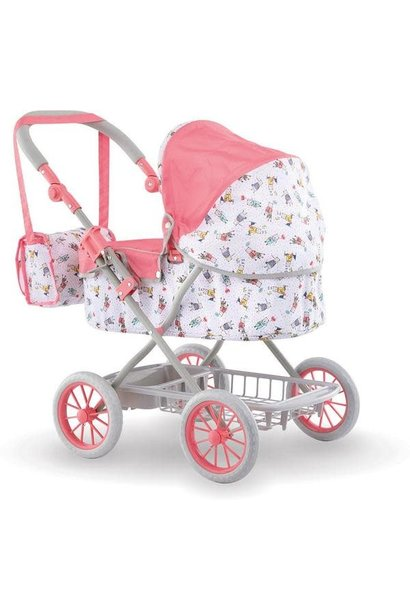 Doll Carriage & NurseryBag/Corolle
