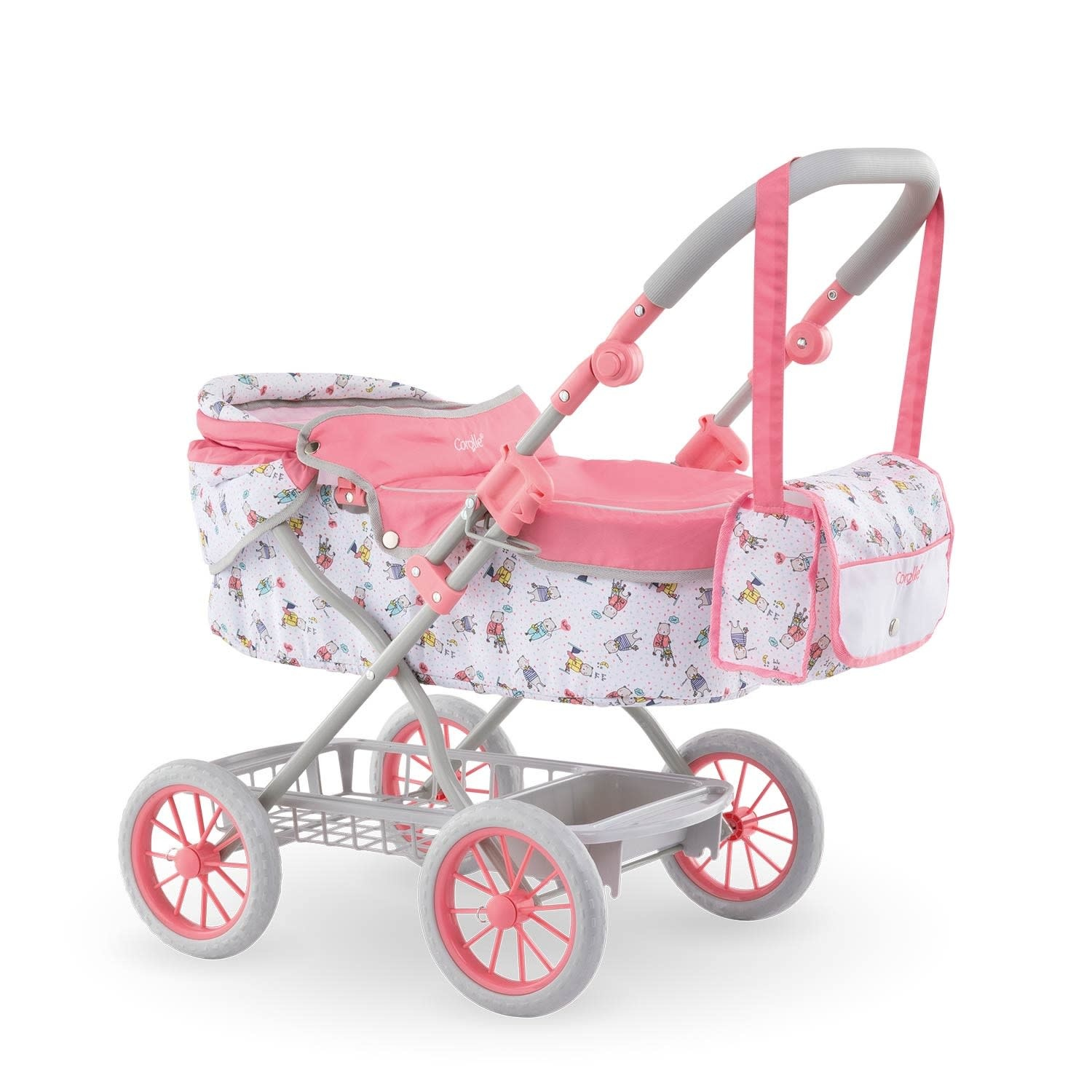 Doll Carriage & NurseryBag/Corolle-2