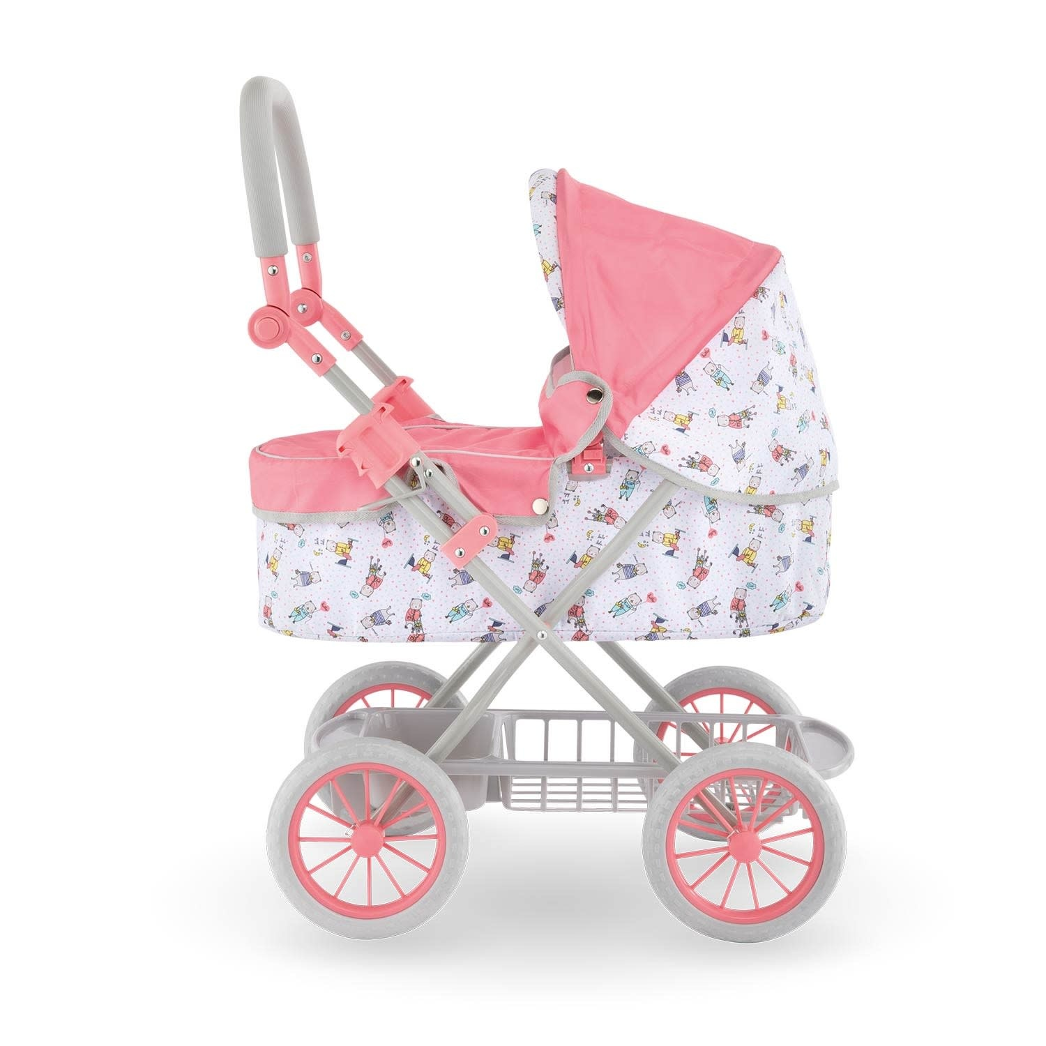 Doll Carriage & NurseryBag/Corolle-3