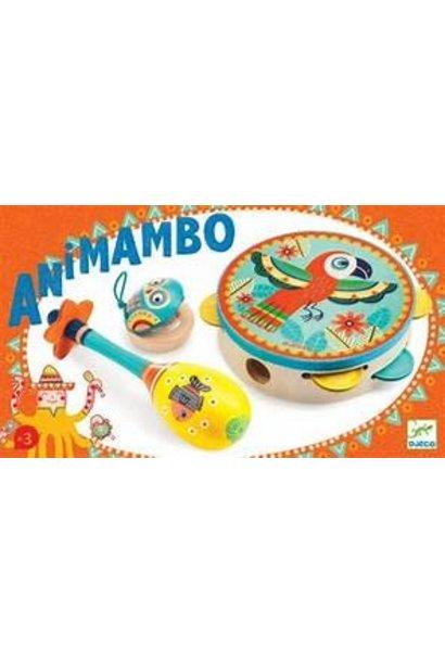 Music Set Tambourine/Maracas/Castanet