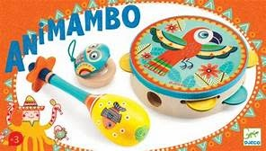 Music Set Tambourine/Maracas/Castanet-1