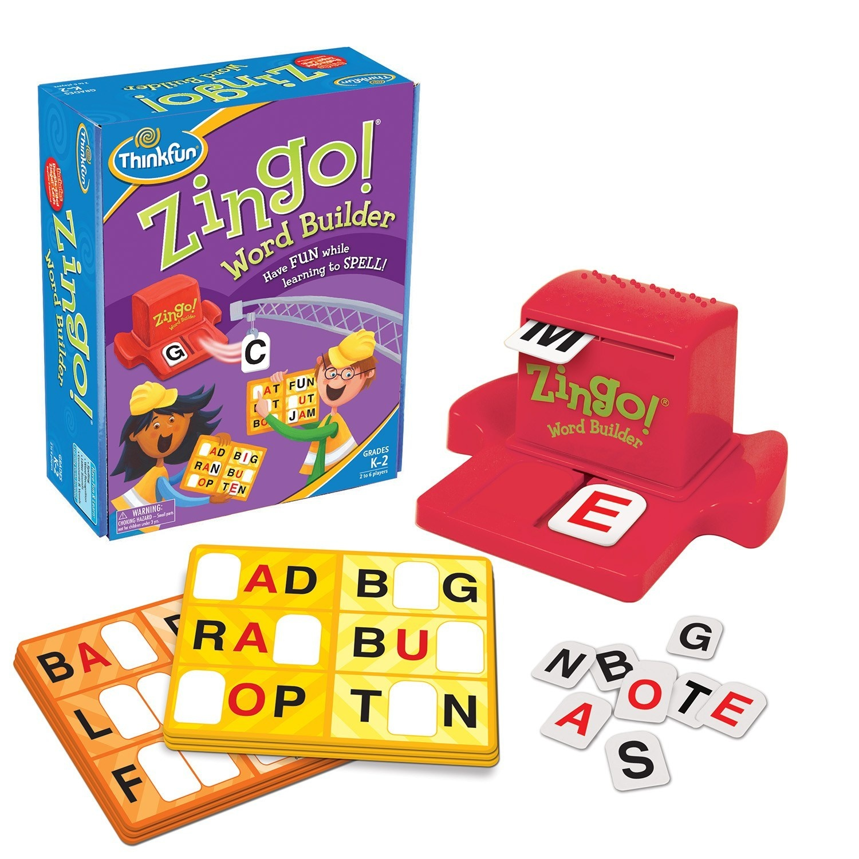 Game/Zingo! Word Builder-3