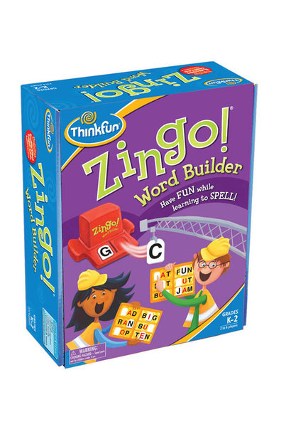 Game/Zingo! Word Builder